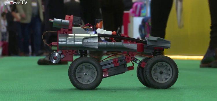 Fischertechnik Baukasten ferngesteuertes Auto