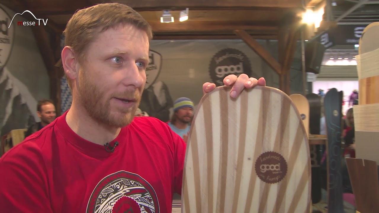 Snowboards & Skier aus Holz