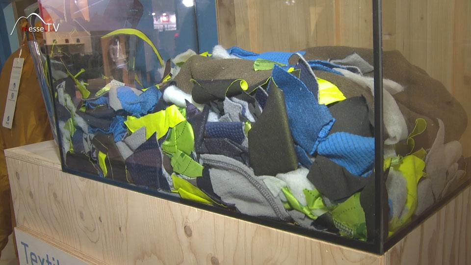 recycelt Sportkleidung
