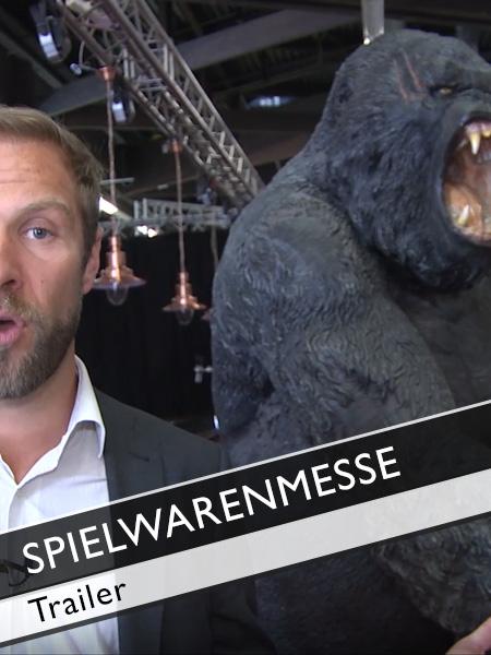 Trailer Spielwarenmesse 2017
