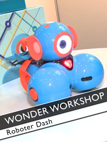 Wonder Workshop Roboter Dash