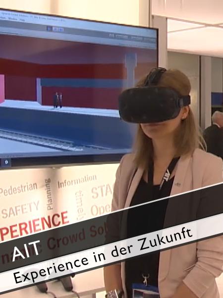 AIT - Experience Technologie Ausblick in die Zukunft
