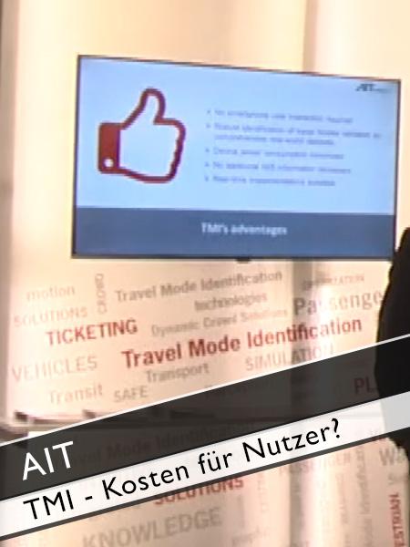 AIT - Travel Mode Identification Kosten für Nutzer