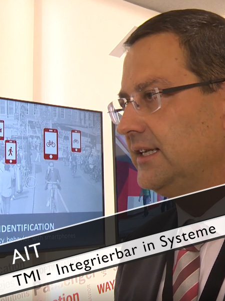 AIT - Travel Mode Identification integrierbar in andere Systeme