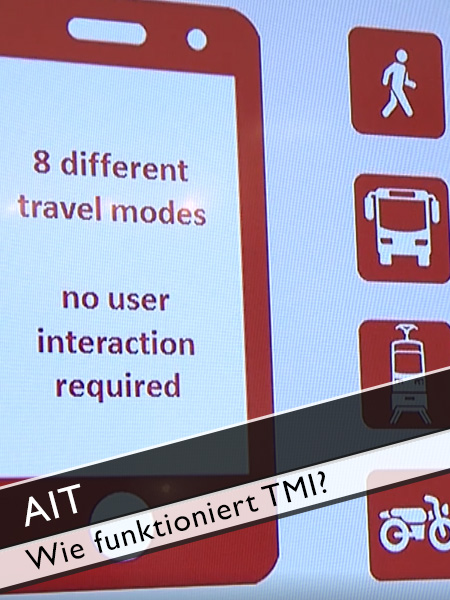 AIT - Wie funktioniert die Travel Mode Identification technisch?