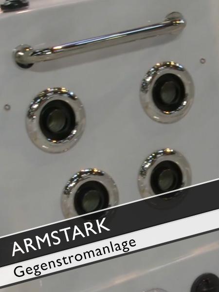Armstark Whirlpools Gegenstromanlage