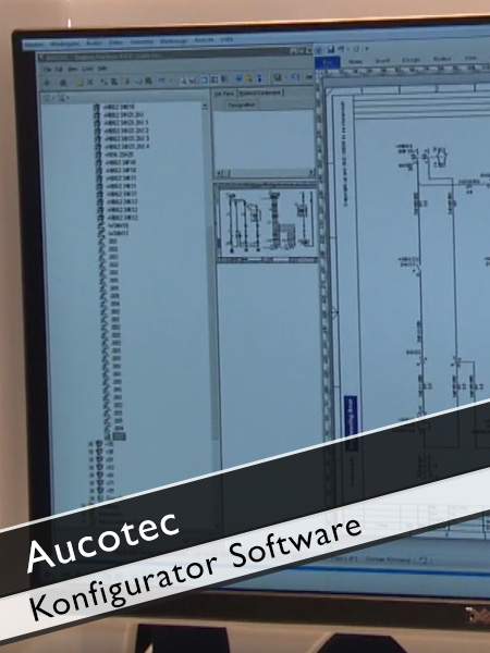 Aucotec - Konfigurator für Engineering Software