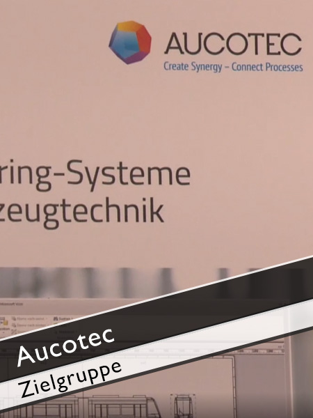 Aucotec - Zielgruppe Engineering Software