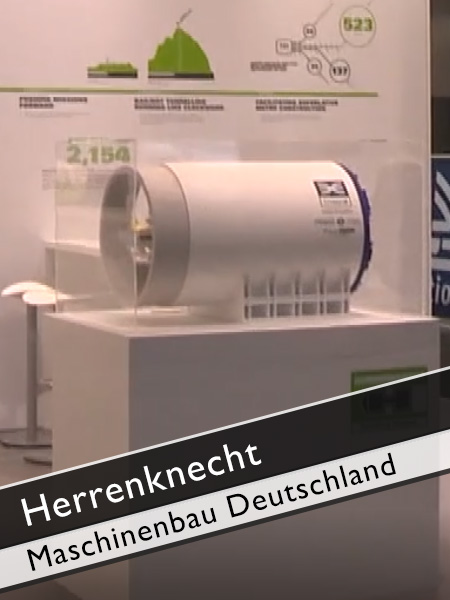 Herrenknecht - Maschinenbau Made in Germany