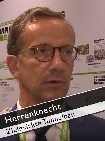 Herrenknecht - Wichtige Zielmärkte für Tunnelbau