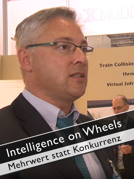 Intelligence on Wheels - Mehrwert statt Konkurrenz