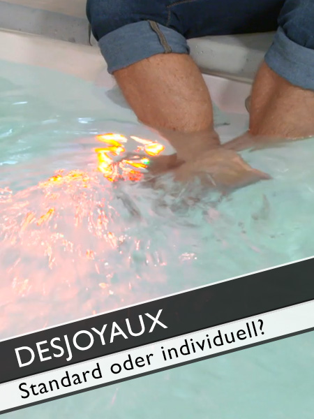 Poolguru Axel Steinbach: Desjoyaux Pools standard oder individuell