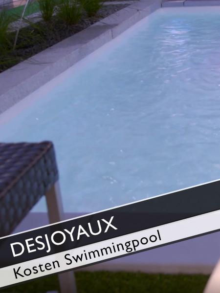 desjoyaux was kostet ein pool messe tv. Black Bedroom Furniture Sets. Home Design Ideas