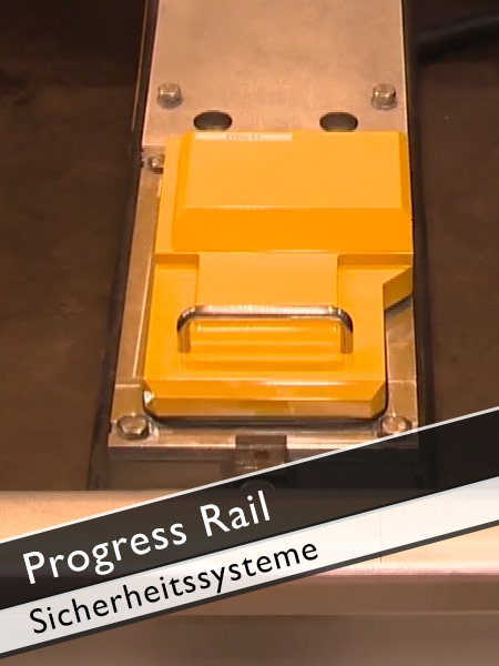 Progress Rail Sicherheitssysteme