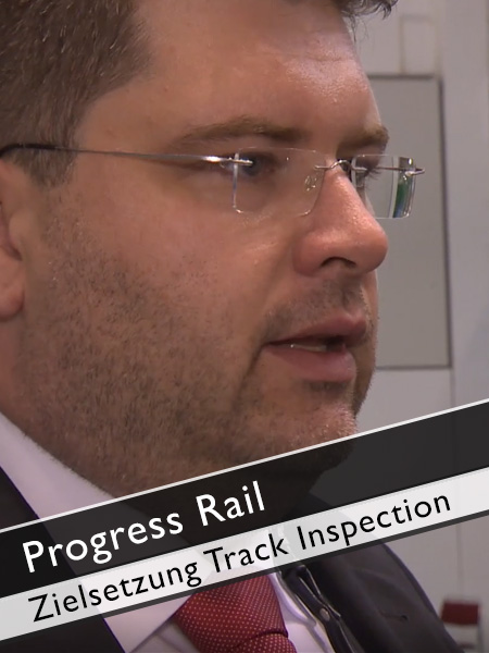 Progress Rail Track Inspection Zielsetzung Maintenance Fenster reduzieren