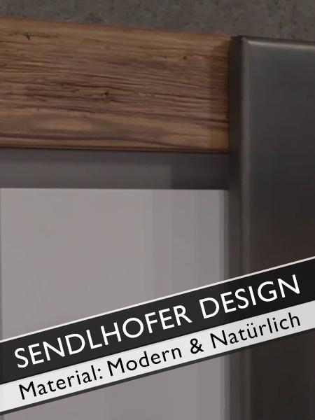 Sendlhofer Design Aus modernen und natürlichen Materialien