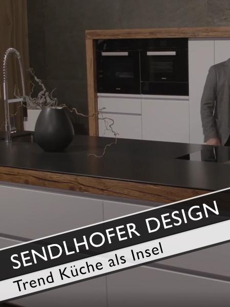 Sendlhofer Design Moderne Küche als Insel