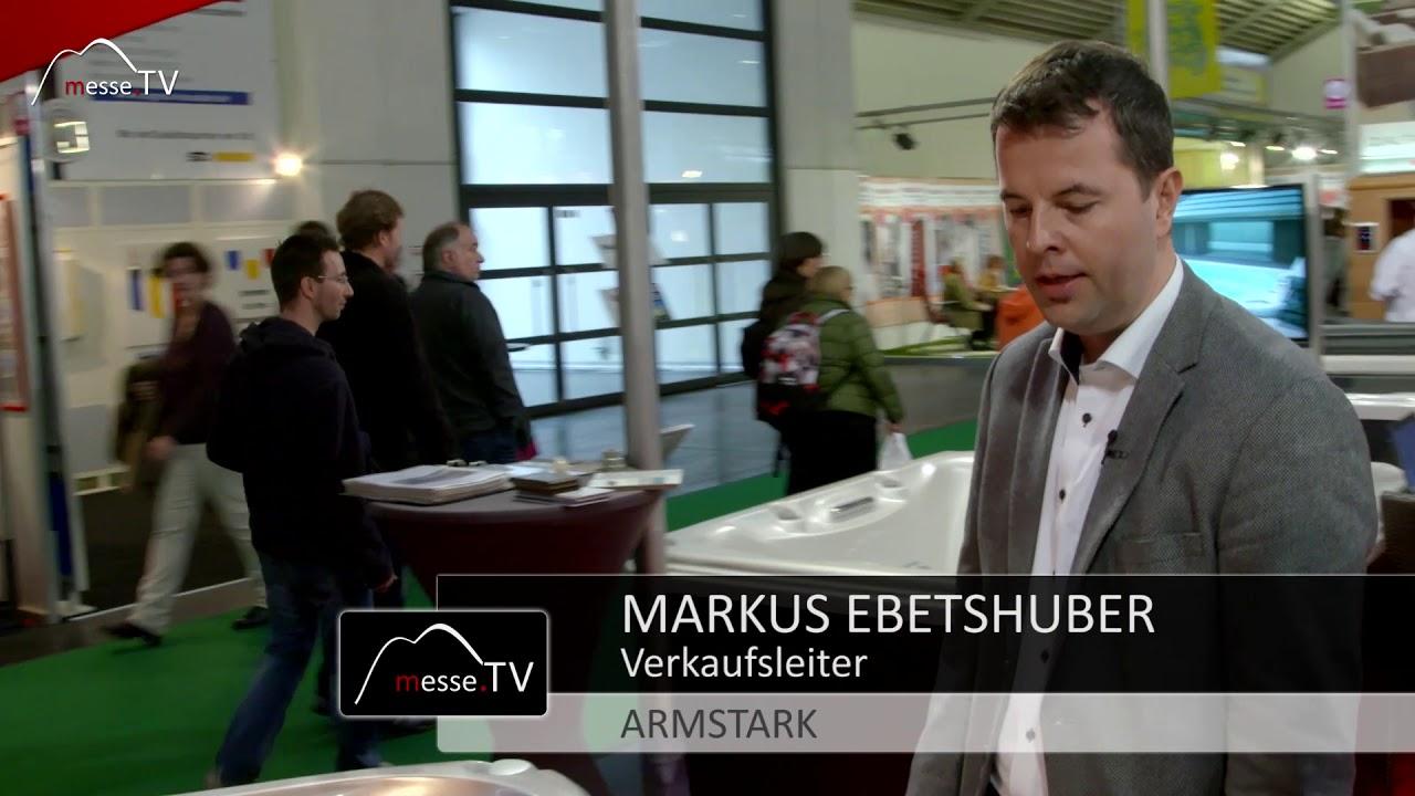 Armstark - Klassischer Whirlpool Marin