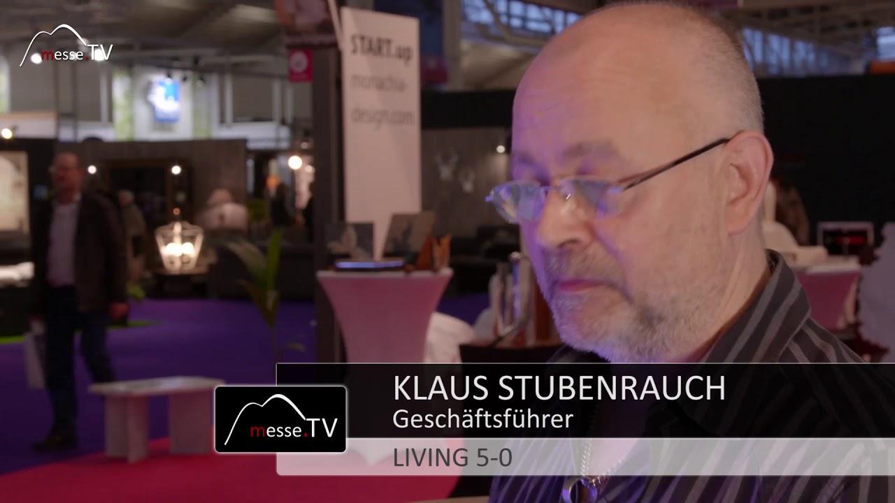 Living 5-0 - Möbel-Frontelemente mit Farbwechsel per App
