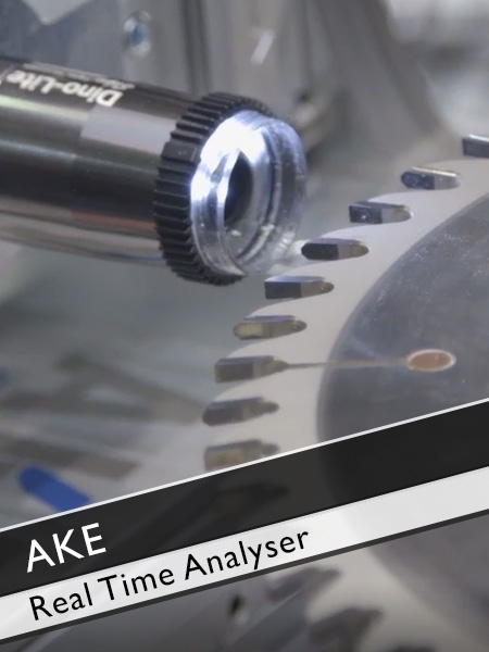 AKE Real Time Analyser