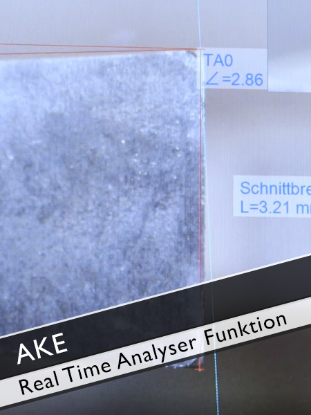 AKE Wie funktioniert der Real Time Analyser