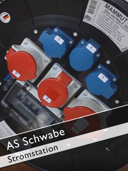 AS Schwabe - Mammut Stromstation