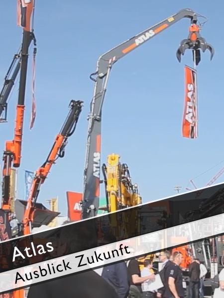 Atlas - Ausblick bauma 2019