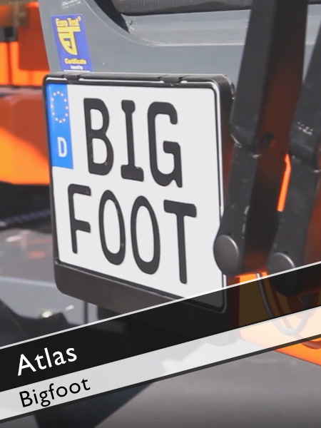 Atlas - Bigfoot