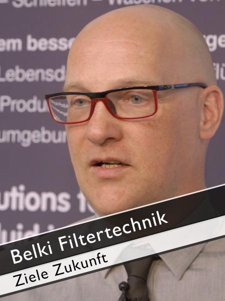 Belki Filtertechnik Ziele für die Zukunft