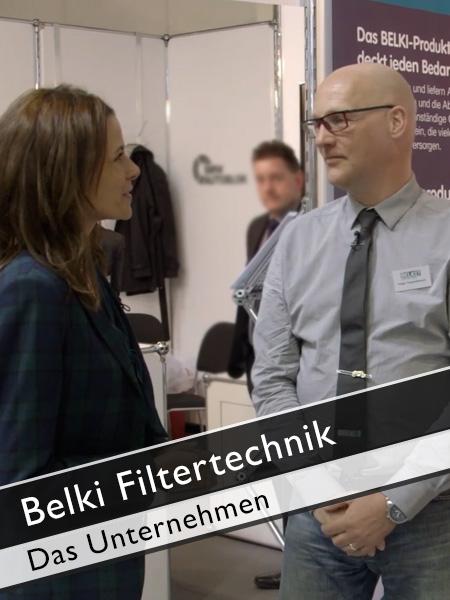 Belki Filtertechnik Das Unternehmen
