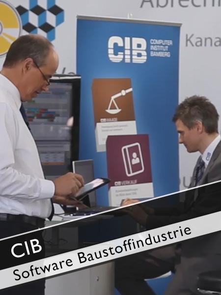 CIB - Software für die Baustoffindustrie
