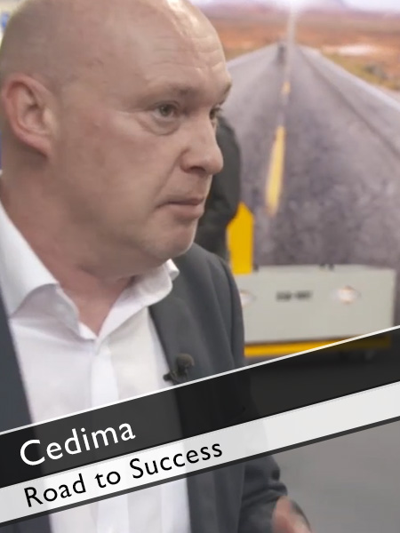 Cedima - Road to Success