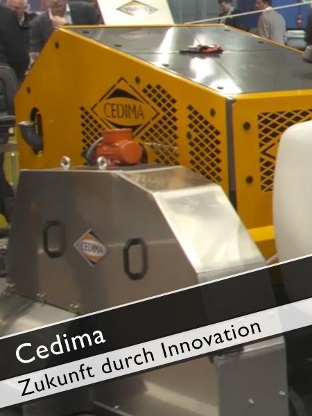 Cedima - Zukunft durch Innovation