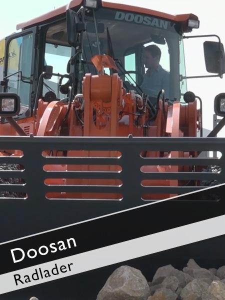 Doosan - DL 550 Radlader