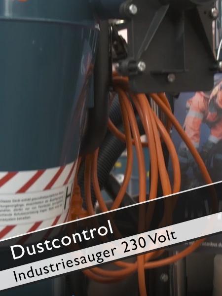 Dustcontrol - Tromb 400 kein Starkstrom erforderlich