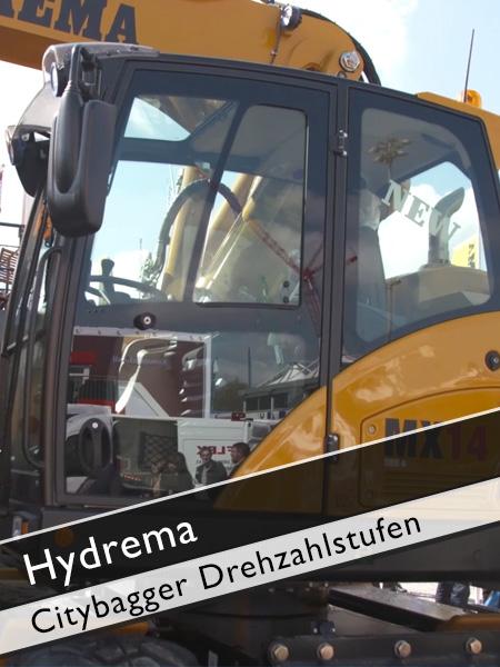 Hydream - Premium Citybagger mit vorinstallierten Drehzahlstufen