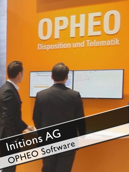 Initions AG - OPHEO Software für Transportmanagement und Telematik