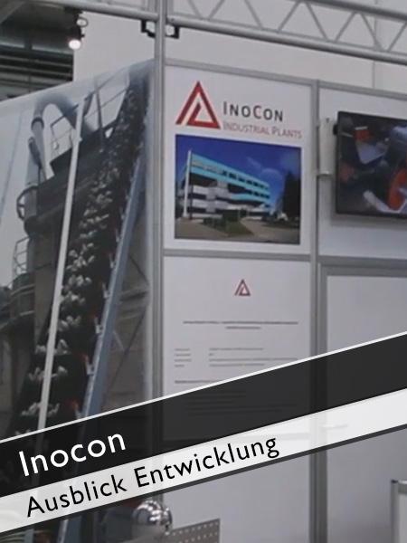 Inocon - Entwicklung Schneckenaustragboden