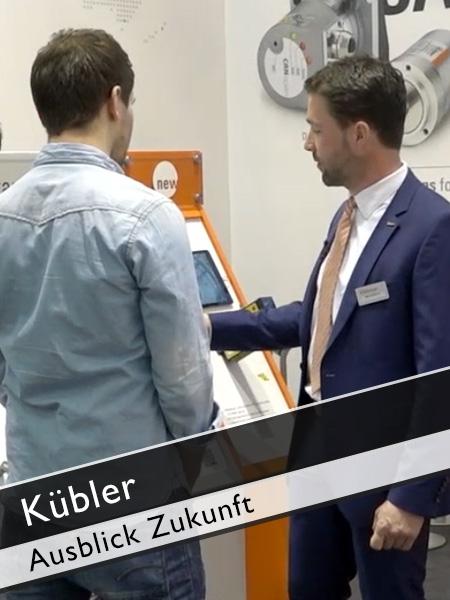 Kübler - mobile Automation Ausblick künftige Entwicklung