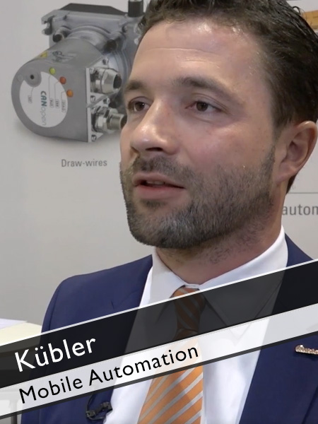 Kübler - mobile Automation