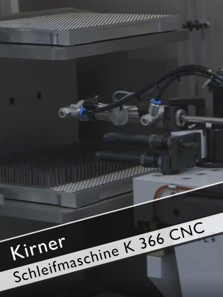 Kirner Schleifmaschine K 366 CNC