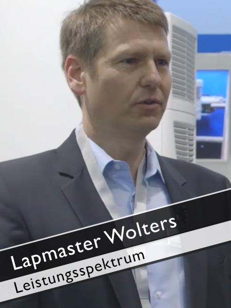 Lapmaster Wolters Leistungsspektrum