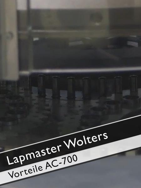 Lapmaster Wolters Vorteile Kauf AC 700