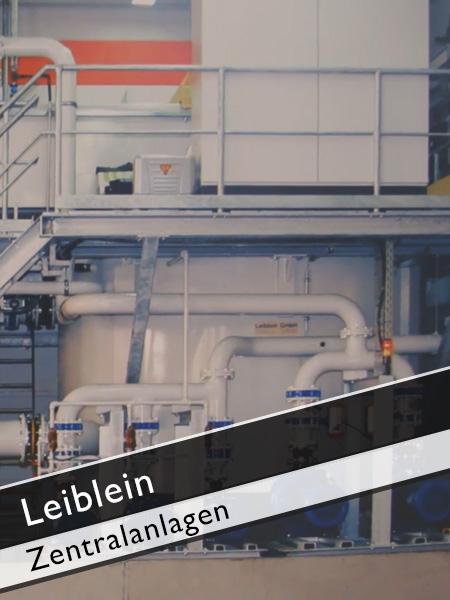 Leiblein Kühlschmierstoff Zentralanlagen