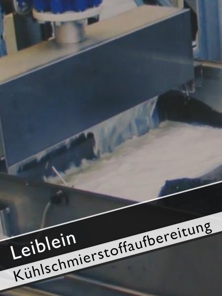 Leiblein Kühlschmierstoffaufbereitung