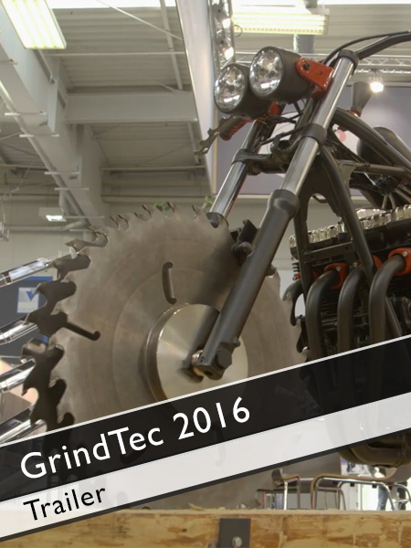 GrindTEC 2016 Augsburg Messe.TV Trailer