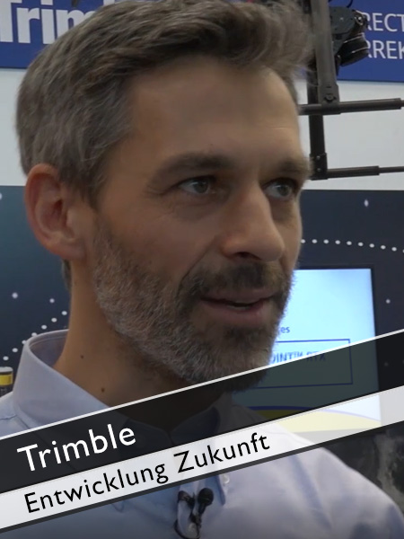 Trimble - Künftige Entwicklung im Bereich unbemannte Luftfahrtsysteme