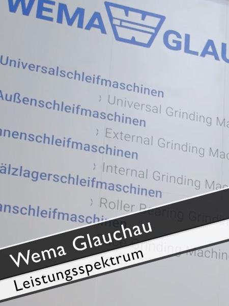 WEMA Glauchau Leistungsspektrum