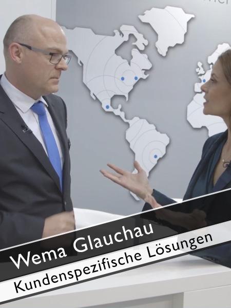 WEMA Glauchau kundenspezifische Schleifmaschinen
