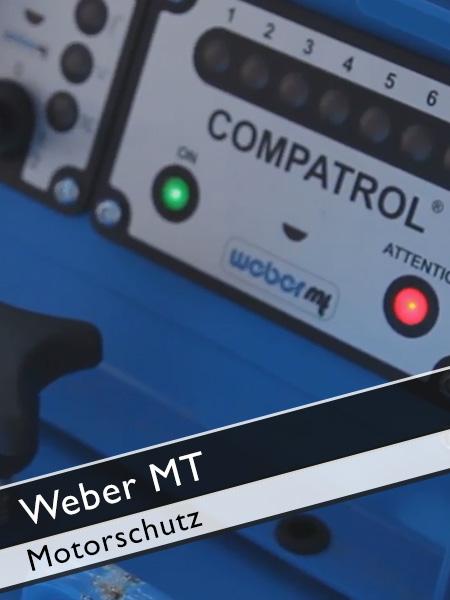 Weber MT - Motorschutz